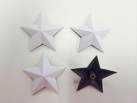 MSA Arctic White Cap Stars keskikupin tähdet