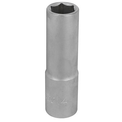 "Hylsyavain 6-kulma 76 mm 1/2"" 14 mm"