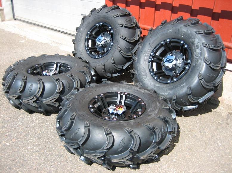 ITP Mud Lite XL 25x10.00-12 / 25x12.00-12 rengassarja
