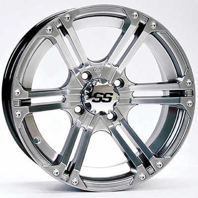ITP 14x6 / 14x8 4x137 SS212 Platinum vannesarja Can-Am