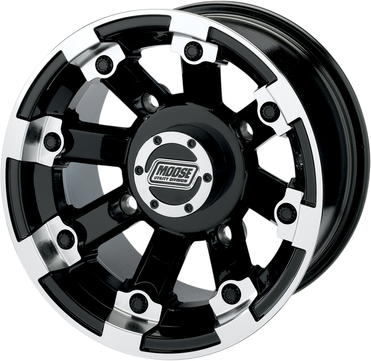 Moose 12x7 / 12x8 4x136 393X vannesarja Can-Am