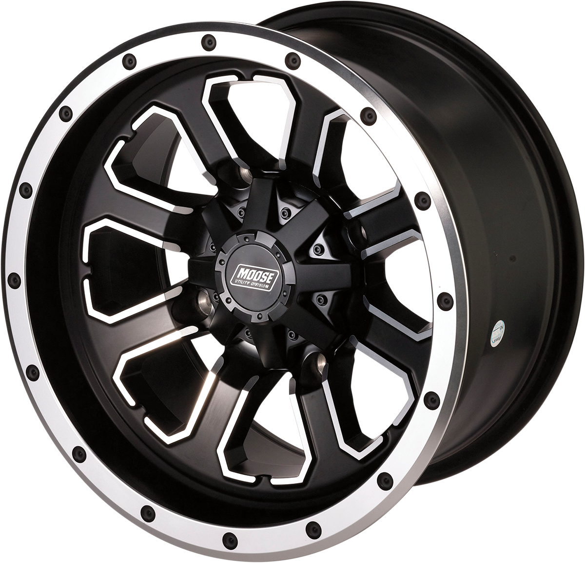Moose 12x7 / 12x8 4x136 548X vannesarja Can-Am