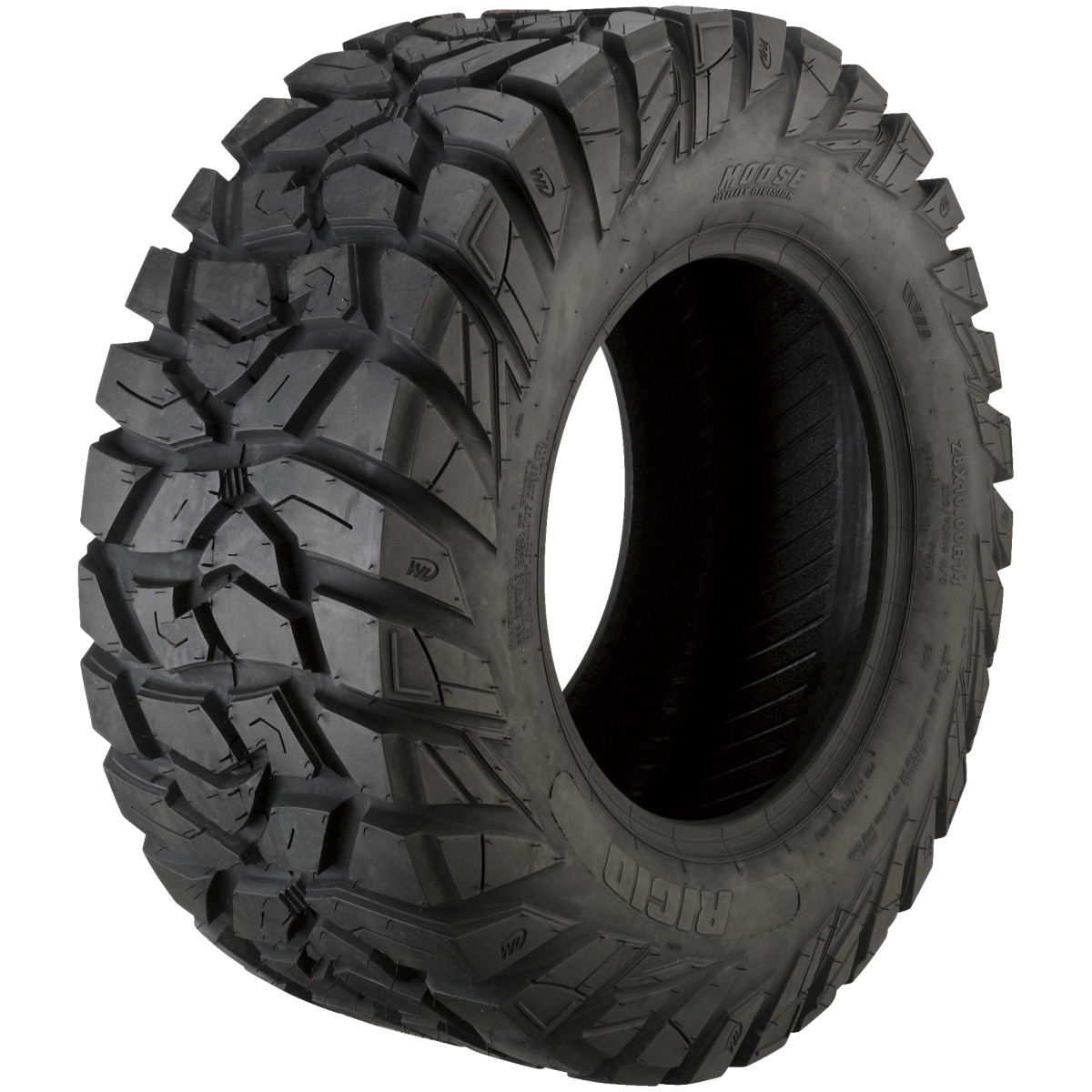 Moose 28x10.00R15 Rigid rengassarja